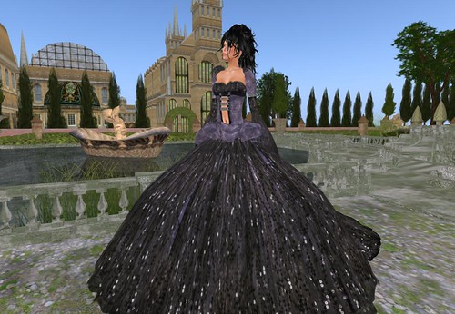 **TWA** Lavendar Rhapsody Gown Set-Group Gift by Cherokeeh Asteria