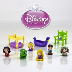 Squinkies Disney Princess Rapunzel