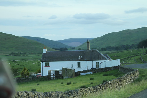 House in Scottish borders