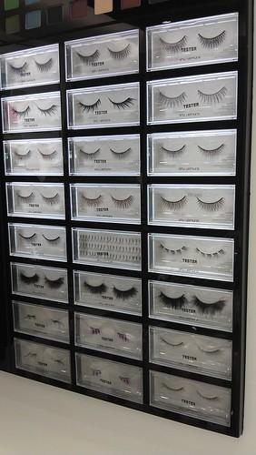 Shu Uemura false eye lashes