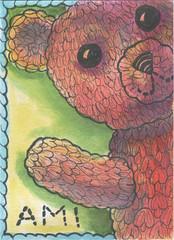 08 - Amigurumi Bear