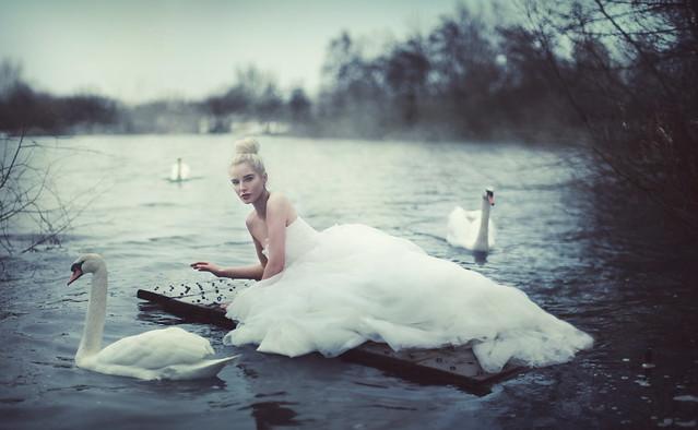 rosiehardy - Swan Lake - Helen Flanagan Photoshoot