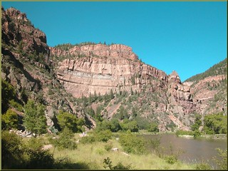 Glenwood Canyon, Eastbound I-70,8-07h