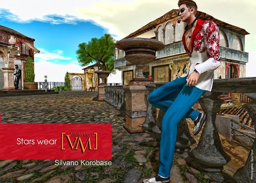 [VM] VERO MODERO Stars wear VM - Silvano Korobase