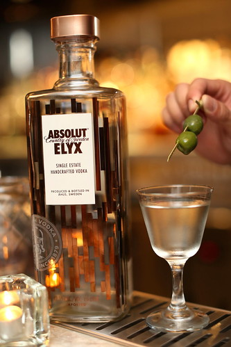 Absolut Elyx presents A Taste of Perfection at The Black Swan 16