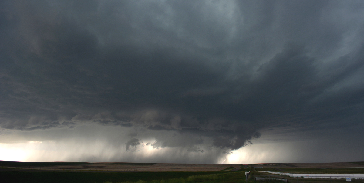 Severe thunderstorm Byers, CO | Brendan Heberton