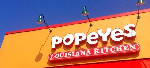 Popeye S Restaurant Grand Boulevard Deer Park