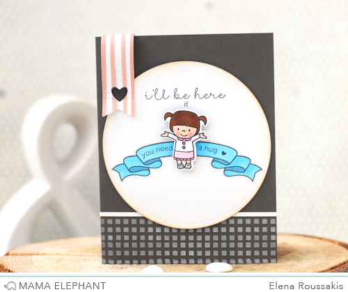i'll be here {mama elephant designer series}