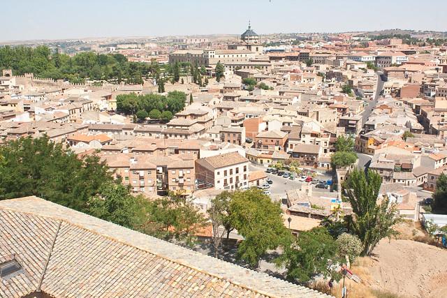 View of Toledo Spain