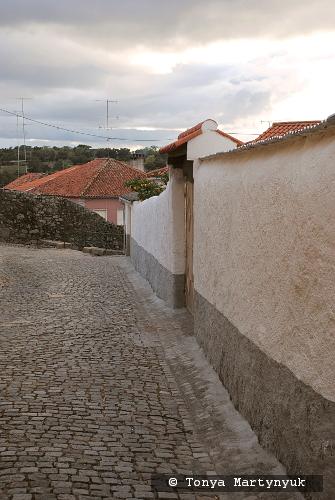 24 - провинция Португалии - маленькие города, посёлки, деревушки округа Каштелу Бранку