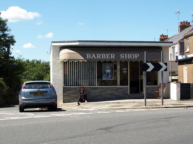 Barber Shop Flickr Photo Sharing