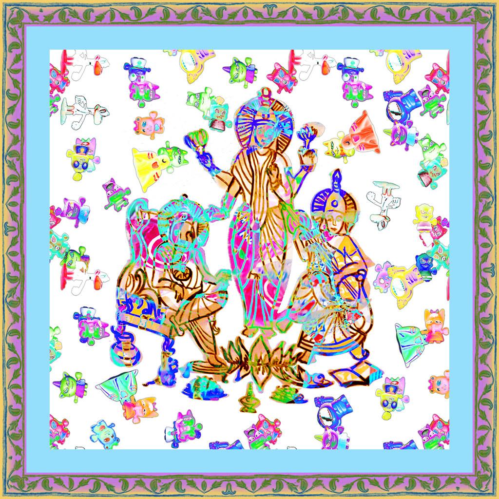 pastel-gods