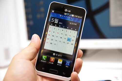 LG Optimus, Android