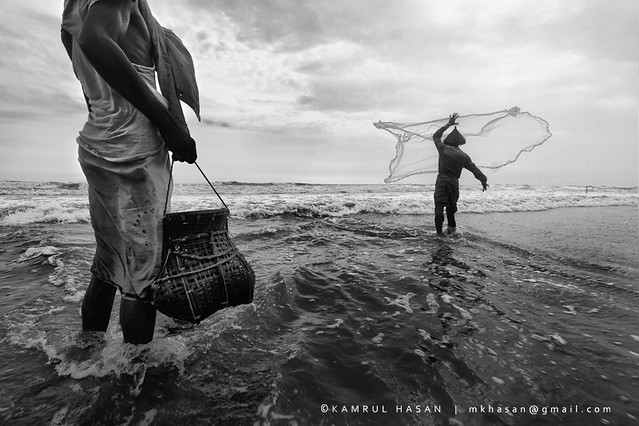 Marine Fishing - The Decisive Moment in Street Photography
