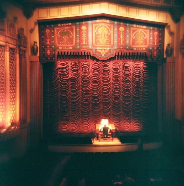 Stanford Theatre Organist