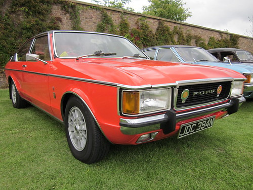 Ford Granada Ghia Coupe