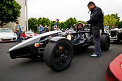 Cars and Coffee/Irvine Ca