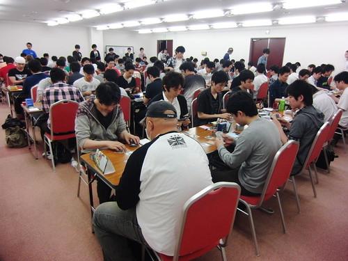 2011 Nationals QT - Chiba 2nd : Hall