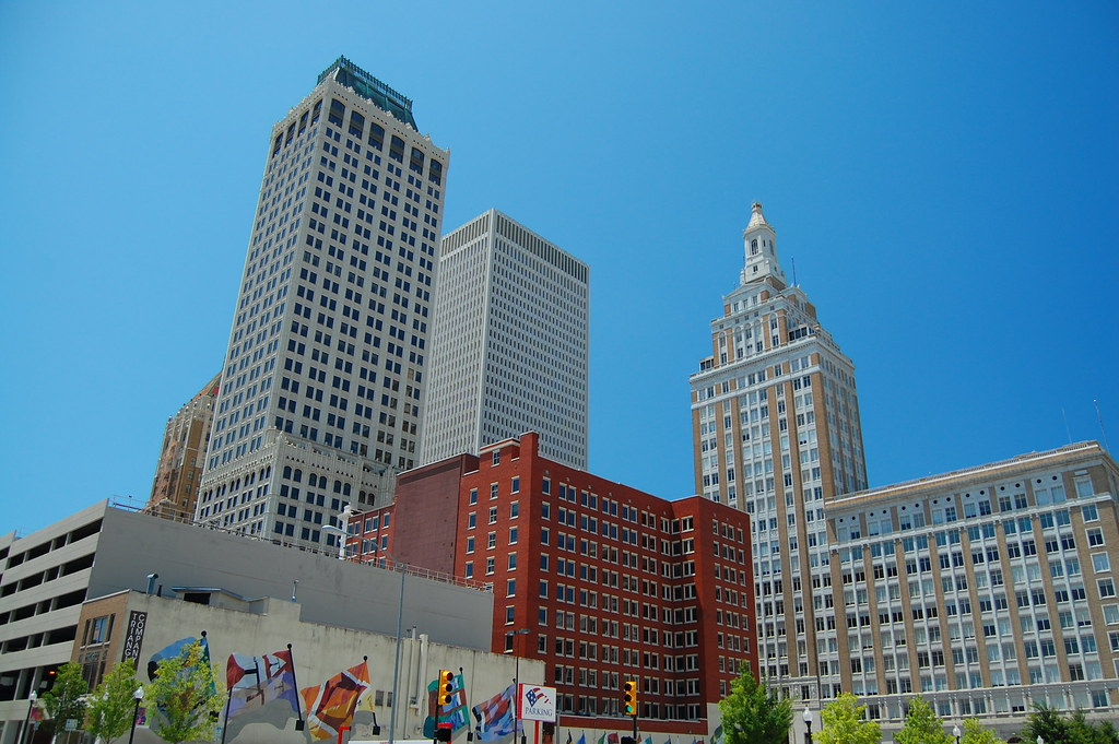 Best of Tulsa Oklahoma: Downtown