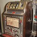 Vintage Slot Machine Twenty-Five Cent Play
