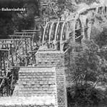 Gießenbach 21. Bahnviadukt