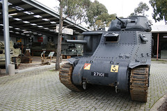 Royal Australian Armoured Corps Memorial and Army Tank Museum