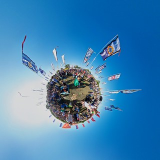 Planet Glastonbury