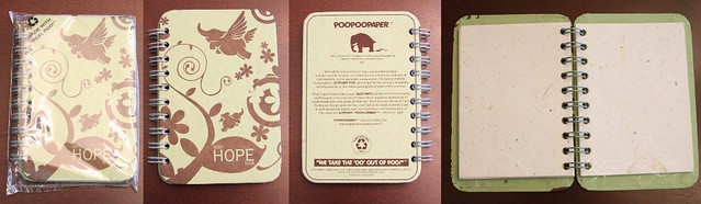 PooPoo Paper Notebook