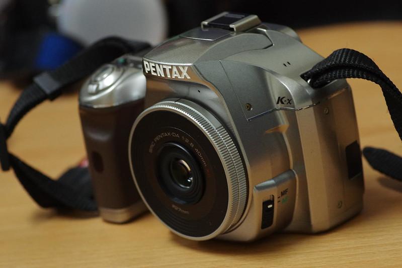 K5+DA40 XS silver