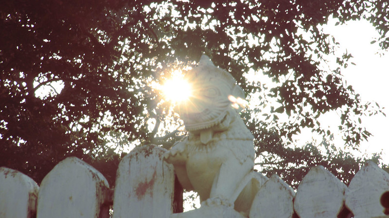 Sun eats Gods