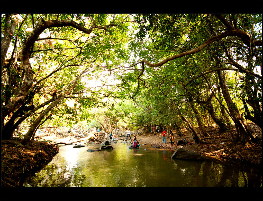 Kuruva island - Wayanad - Kerala
