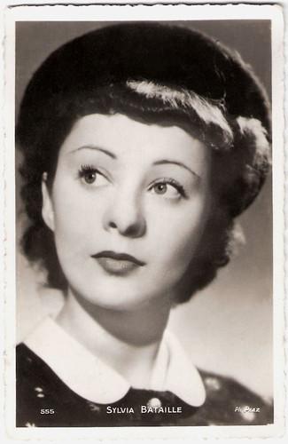 Sylvia Bataille