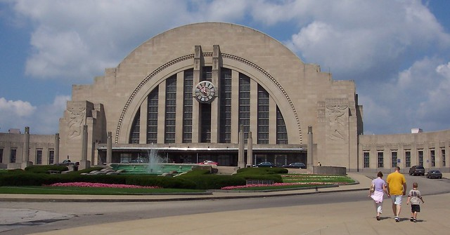 Cincinnati Museum Center Cincinnati Ohio 18 July 2005