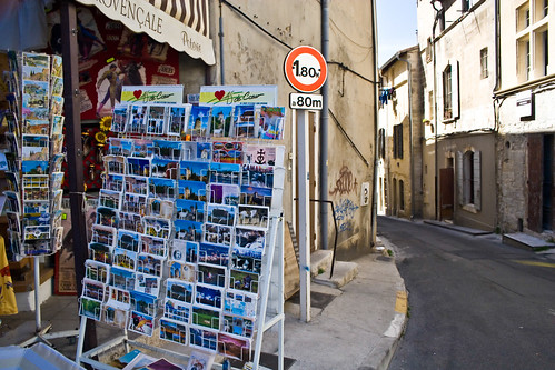 postcards in provence by joeeisner