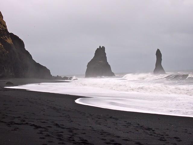 Reynishverfi Beach, Iceland