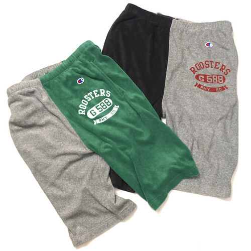 Champion [Campus] / Pile Short Pant