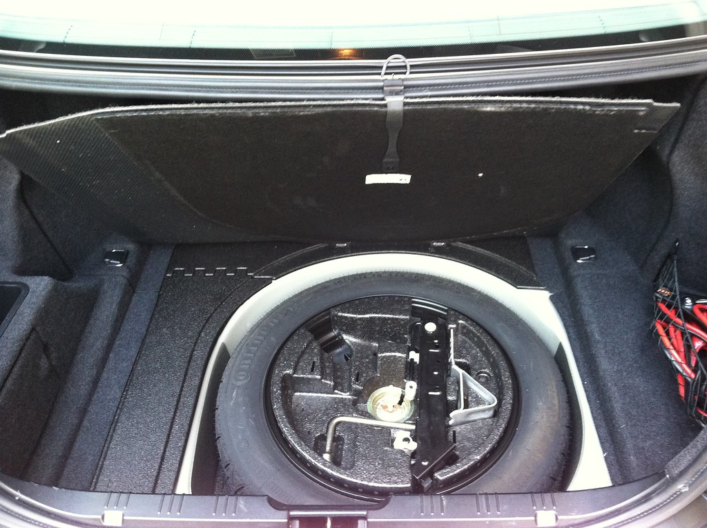 Pictorial DIY - E60 Trunk Electronics Relocate ...