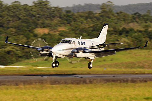 HAWKER BEECHCRAFT KING AIR C90GTX - SBJD / QDV
