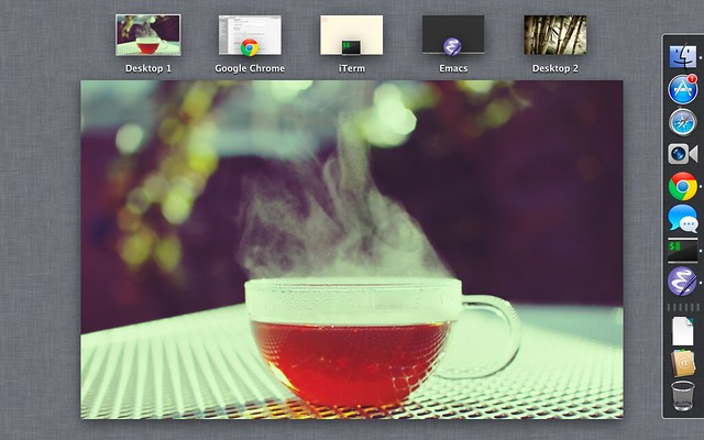 Initial Mac workflow