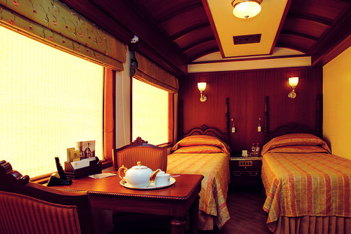 Junior Suite, Maharaja Express