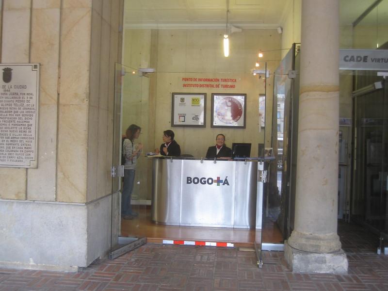 Bogota Colombia TIC