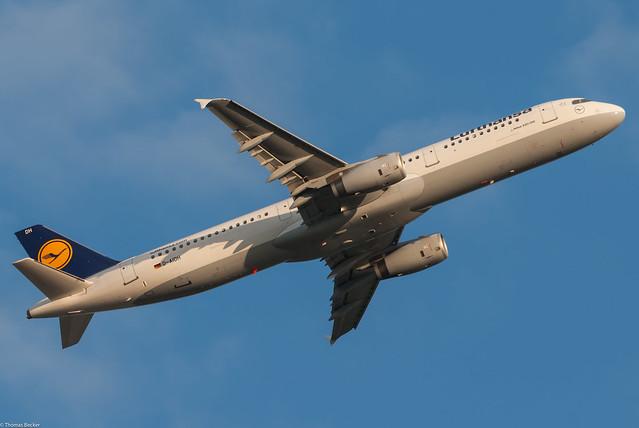 Lufthansa Airbus A321-231 D-AIDH (81479)