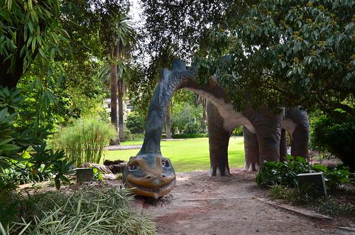 Albury Botanic Gardens Children's Garden 01