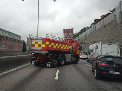 Tanker als Absicherung