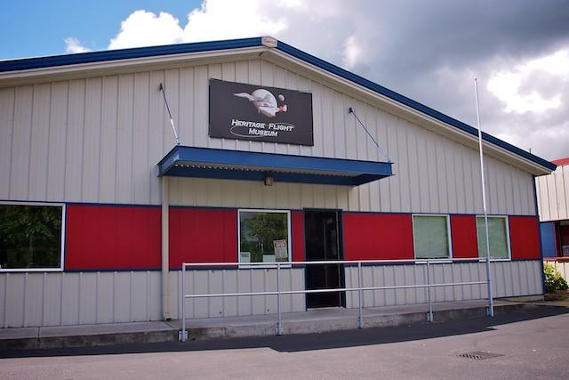 Heritage Flight Museum Bellingham