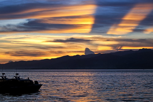 sunset indonesia landscape photo foto maluku skypainting ambon franciscusnanangtriana