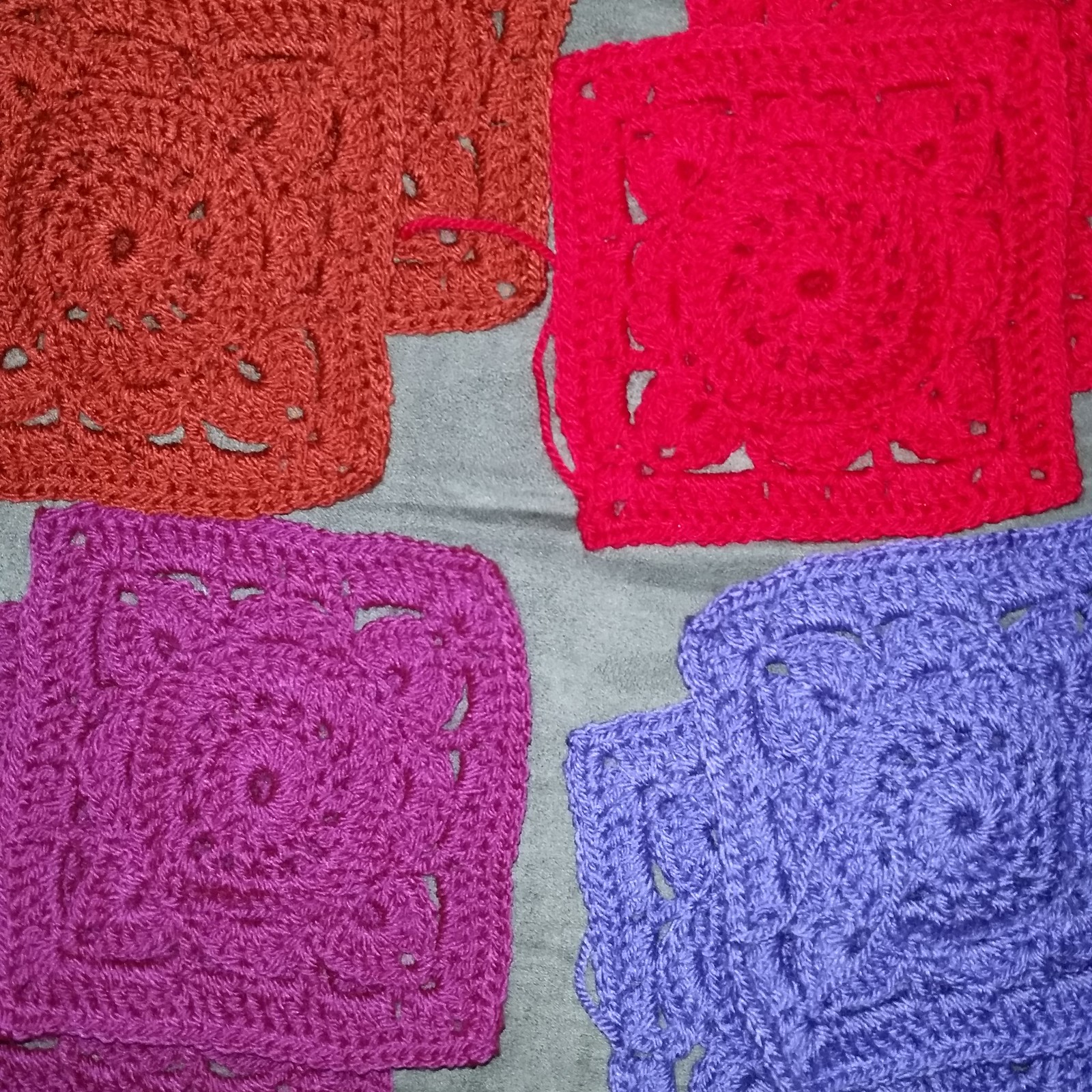 Willow Square Blanket 1