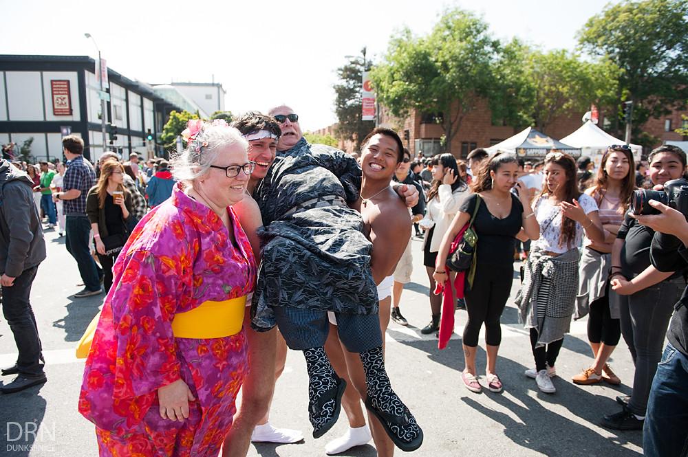 2014 SF Cherry Blossom Festival.