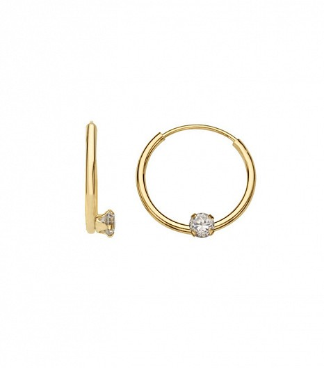 Must-Have 9 Dainty Gold Studs or Hoops