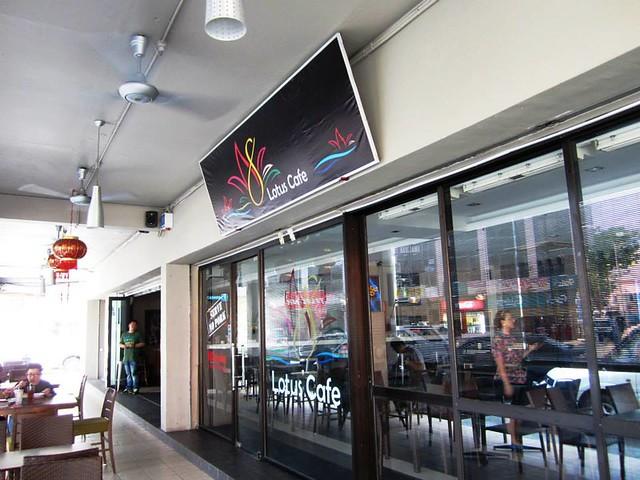Lotus Cafe, Miri 2